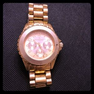 Peugeot Gold Women's Boyfriend Watch
